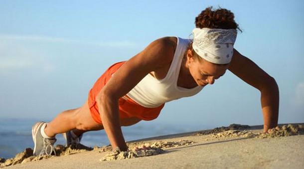Έξι κορυφαίοι Fitness - Στόχοι