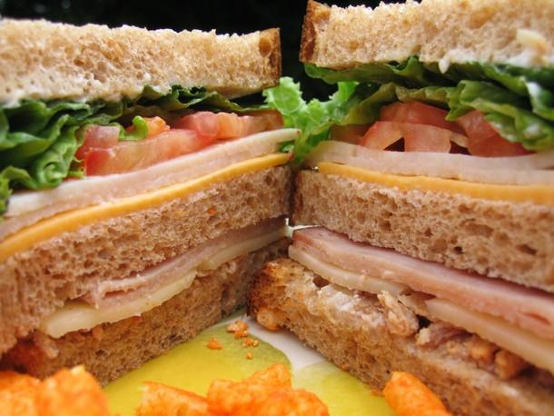 Συνταγή για Club Sandwich