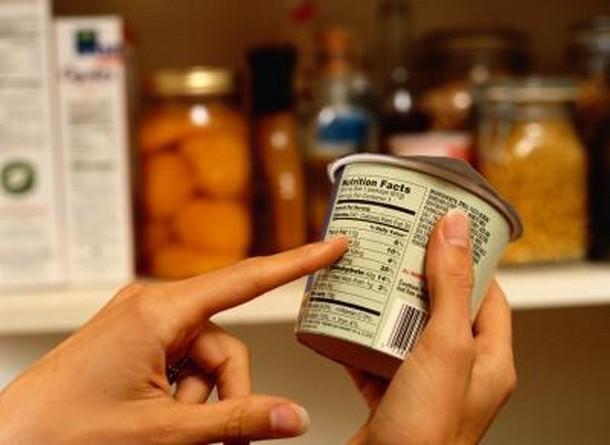 Οι καταναλωτές δεν δίνουν την πρέπουσα προσοχή στις διατροφικές ετικέτες