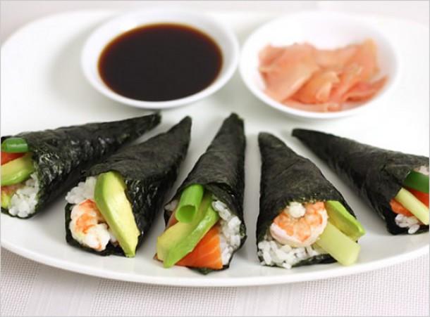 Μύθοι Vs Πραγματικότητα για το sushi