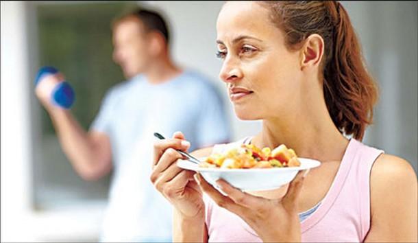 Να τρώτε πριν ή μετά την γυμναστική;