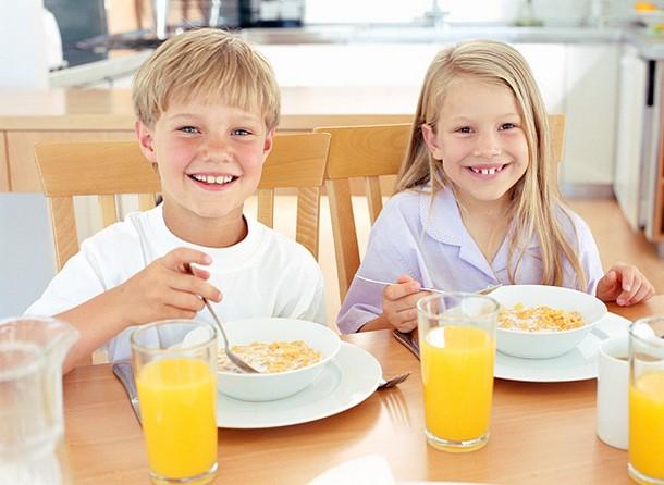 snacks για τα παιδιά