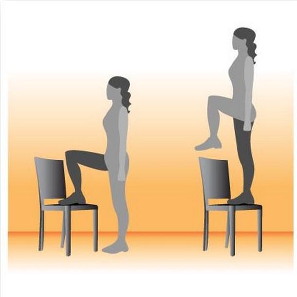 Ασκήσεις στο σπίτι για να γυμνάσετε όλο σας το σώμα