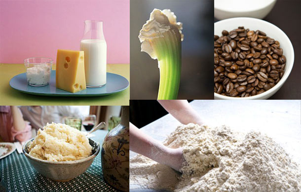Τροφές που προκαλούν δυσανεξία (1)