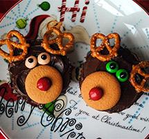 Συνταγές για υπέροχα χριστουγεννιάτικα cupcakes (2)