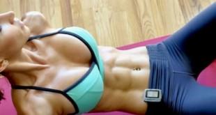 Κοιλιακοί: Οι 7 καλύτερες ασκήσεις για γυναίκες